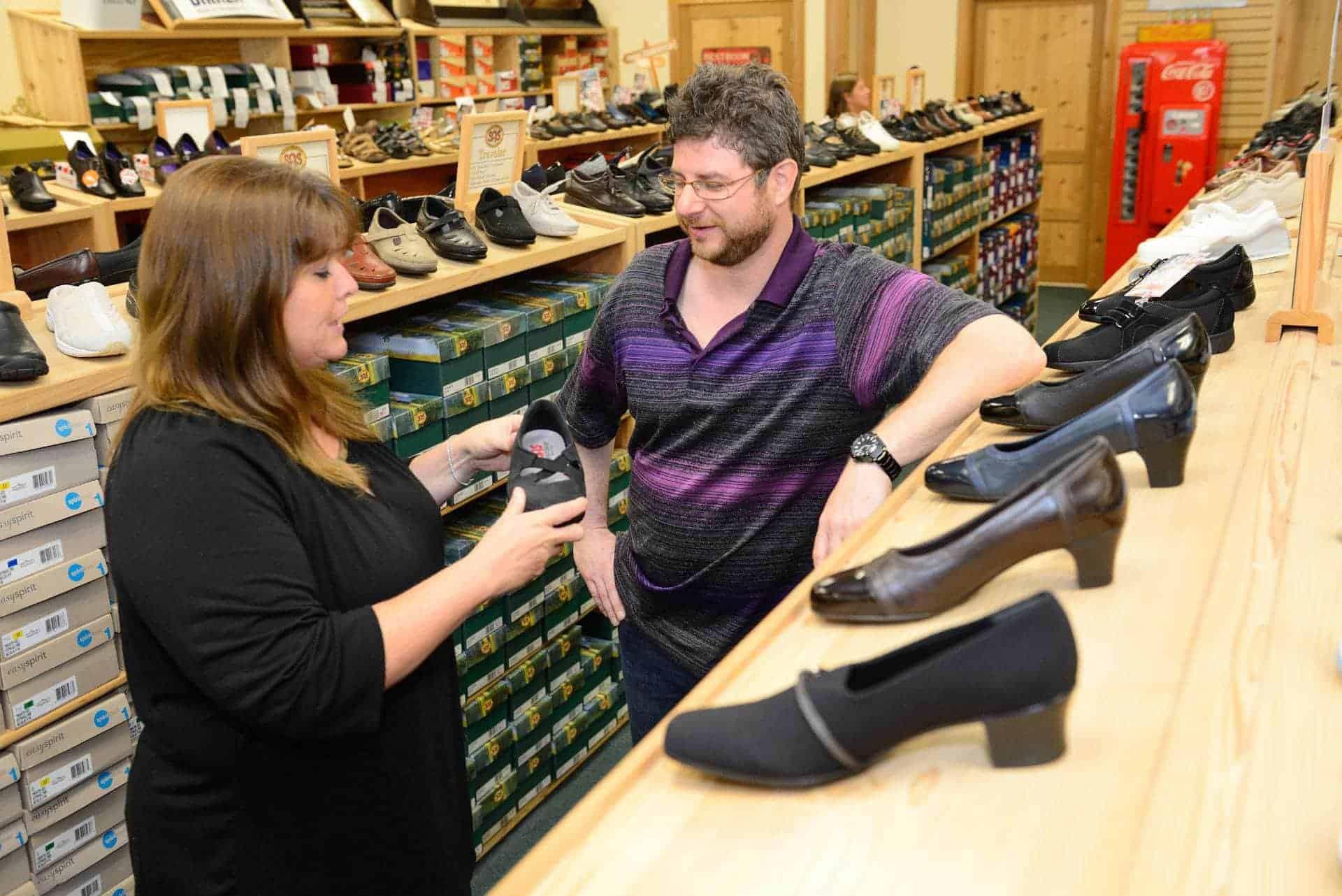 Ahhcomfortshoes shoe advice