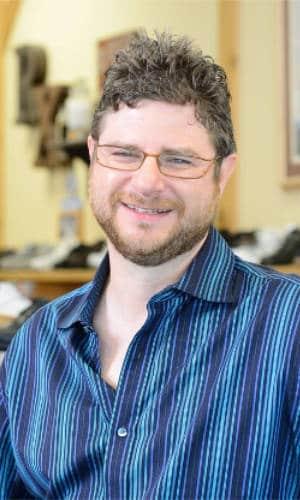 Jeffrey seidman certified pedorthist