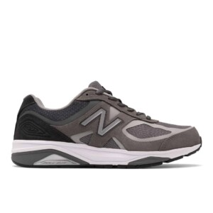 New balance men's 1540v3 (grey with black, outside)