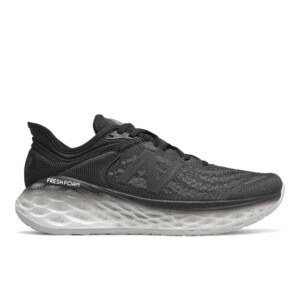 New Balance Men's Fresh Foam More v2 (Black with Magnet, Outside)