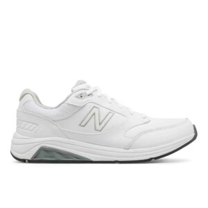 New Balance Men's Leather 928v3 (White, Outside)