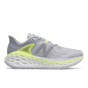 New Balance Women's Fresh Foam More v2 (Light Cyclone with Lemon Slush, Outside)
