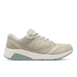 New Balance Women's Leather 928v3 (Bone, Outside)