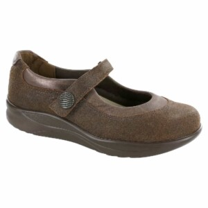 Sas womens step out brown 1