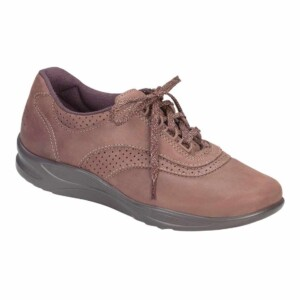 Sas womens walk easy chocolate nubuck 2380 076 1
